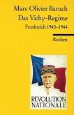 Das Vichy-Regime