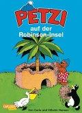 Petzi auf der Robinson-Insel / Petzi Bd.13