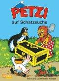 Petzi auf Schatzsuche / Petzi Bd.16