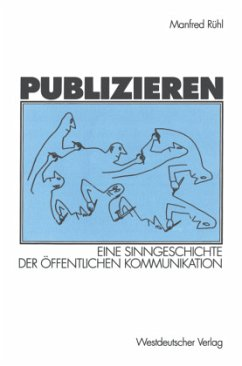 Publizieren - Rühl, Manfred