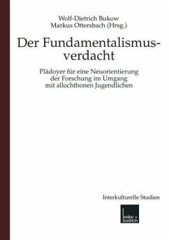Fundamentalismusverdacht