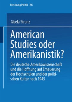 American Studies oder Amerikanistik?