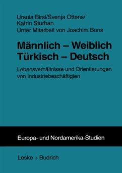 Männlich - Weiblich Türkisch - Deutsch