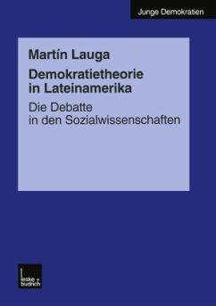Demokratietheorie in Lateinamerika