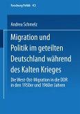 Migration und Politik im geteilten Deutschland während des Kalten Krieges