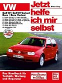 VW Golf IV, Golf IV Variant, Bora, Bora Variant ab September 1997