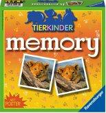 Ravensburger 21275 - Memory: Tierkinder