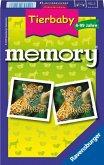 Ravensburger 23013 - Tierbaby Memory, Mitbringspiel