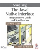 Java(tm) Native Interface: Programmer's Guide and Specification
