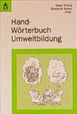 Hand-Wörterbuch Umweltbildung