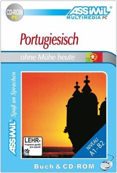 1 CD-ROM m. Lehrbuch / Assimil Portugiesisch ohne Mühe heute