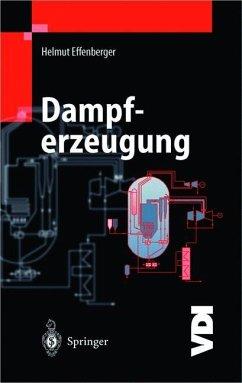 Dampferzeugung - Effenberger, Helmut