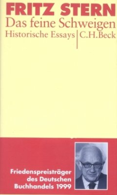 Das feine Schweigen - Stern, Fritz