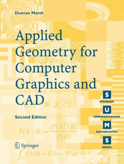 Applied Geometry for Computer Graphics and CAD - Marsh, Duncan