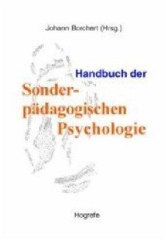 Handbuch der Sonderpädagogischen Psychologie