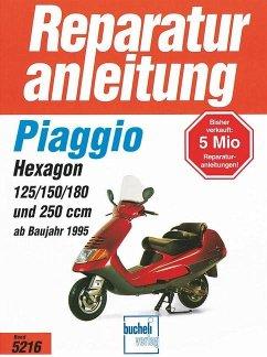 Piaggio Hexagon ab Baujahr 1995