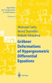 Gröbner Deformations of Hypergeometric Differential Equations