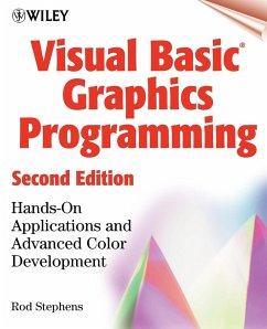 Visual Basic Graphics Programming W/Ws [With CDROM] - Stephens, Rod