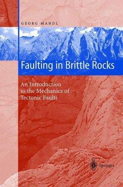 Faulting in Brittle Rocks - Mandl, Georg