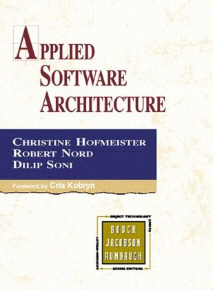 applied software architecture christine hofmeister pdf download