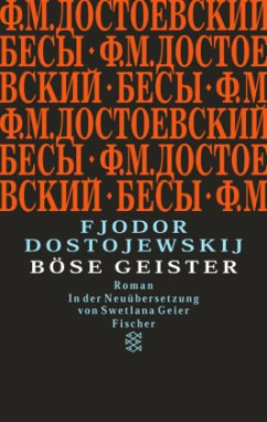 Böse Geister - Dostojewskij, Fjodor M.