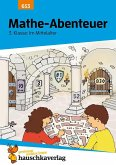 Mathe-Abenteuer: Im Mittelalter - 3. Klasse