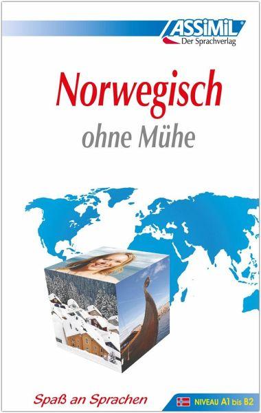 Norwegisch ohne Mühe. Lehrbuch - Liégaux Heide, Françoise; Holta Heide, Tom