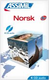 4 Audio-CDs / Assimil Norwegisch ohne Mühe