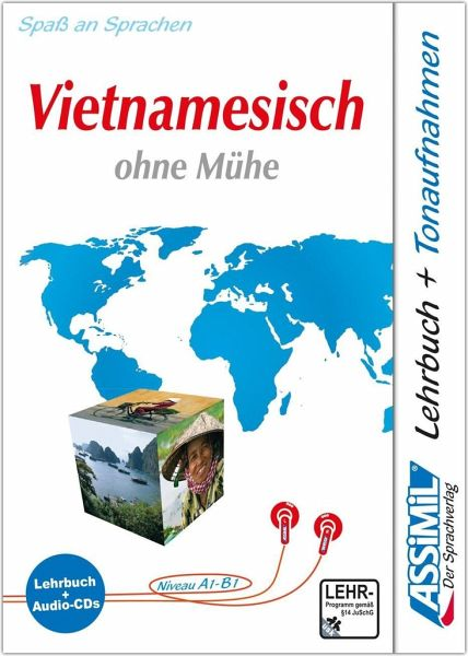 lehrbuch und 4 audio cds assimil vietnamesisch ohne m he h rb cher portofrei bei b. Black Bedroom Furniture Sets. Home Design Ideas