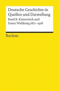 Deutsche Geschichte 8 in Quellen und Darstellungen