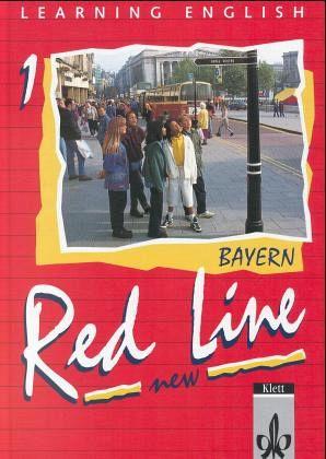 red line new 1 sch lerbuch bayern schulbuch. Black Bedroom Furniture Sets. Home Design Ideas