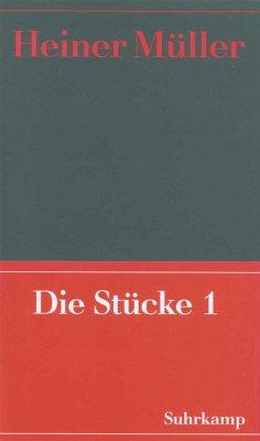Werke 03. Die Stücke 01 - Müller, Heiner