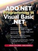 ADO .NET Programming in Visual Basic .NET, w. CD-ROM