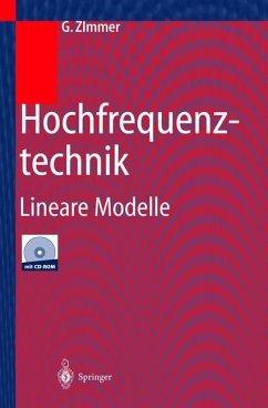 Hochfrequenztechnik - Zimmer, Gernot