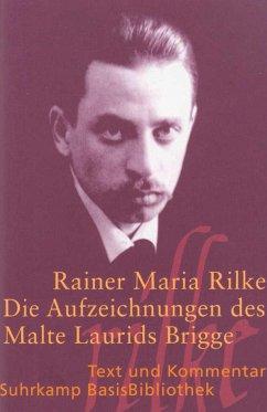 Die Aufzeichnungen des Malte Laurids Brigge - Rilke, Rainer Maria