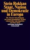 Staat, Nation und Demokratie in Europa