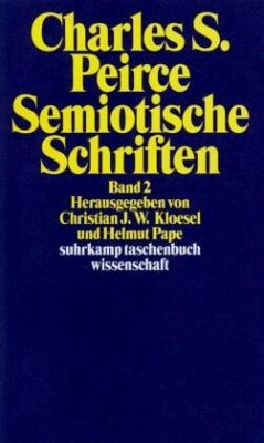 Semiotische Schriften 2: 1903 - 1906 - Peirce, Charles S.