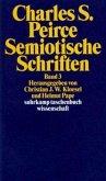 Semiotische Schriften 3: 1906 - 1913