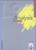Lambacher-Schweizer. Analysis Grundkurs. Schülerbuch. Ausgabe A