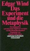 Das Experiment und die Metaphysik
