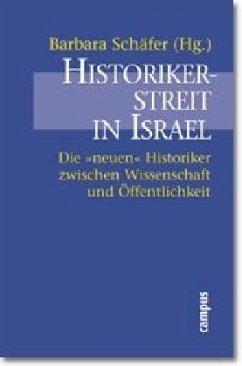 Historikerstreit in Israel
