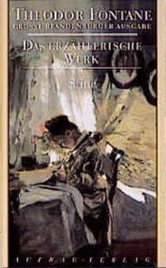 Das erzählerische Werk 11. Stine - Fontane, Theodor