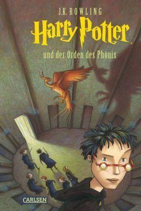 Harry Potter und der Orden des Phönix / Harry Potter Bd.5 - Rowling, Joanne K.