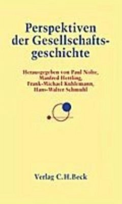 Perspektiven der Gesellschaftsgeschichte - Nolte, Paul