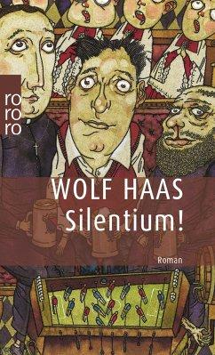 Silentium / Brenner Bd.4 - Haas, Wolf