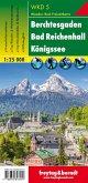 Freytag & Berndt Wander-, Rad- und Freizeitkarte Berchtesgaden, Bad Reichenhall, Königssee