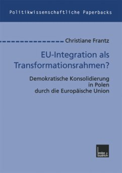 EU-Integration als Transformationsrahmen?