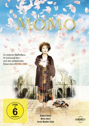 momo auf dvd portofrei bei b. Black Bedroom Furniture Sets. Home Design Ideas