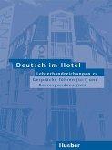Deutsch im Hotel, neue Rechtschreibung