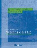 Zertifikatstraining Deutsch. Wortschatz. RSR